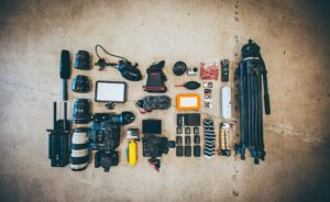 Deposition Video Equipment