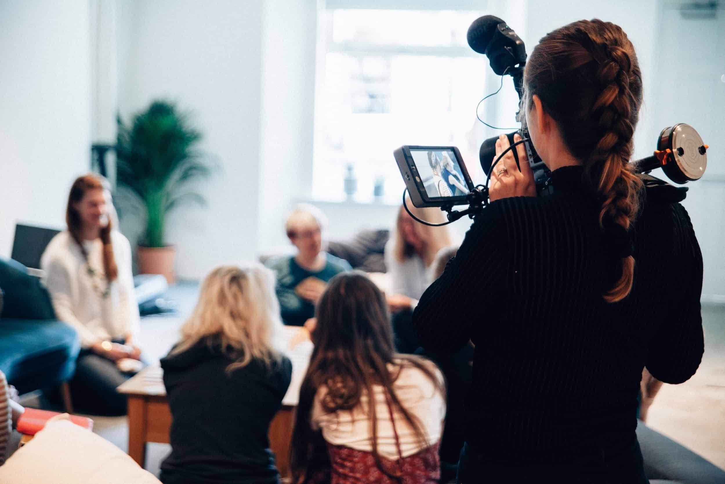 Working as a Legal Videographer