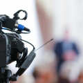 What is the purpose of a video deposition