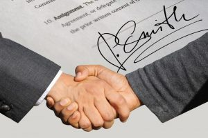 Negotiation Settlement from depositions