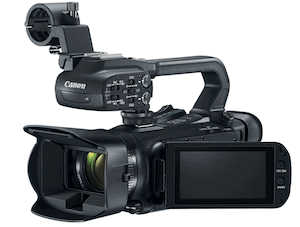 Legal Videography Camera